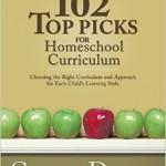 Book Review: 102 Top Picks for Homeschool Curriculum