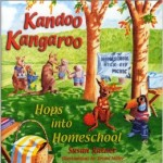 Book Review: Kandoo Kangaroo Hops Into Homeschool