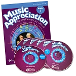 Music Appreciation Curriculum Set