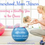 Homeschool Mom Fitness: Discovering a Healthy You in the Chaos.