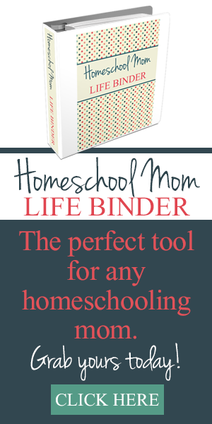 Homeschool Binder