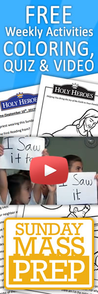 Holy Heroes Mass Prep