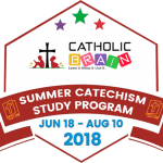 Help Your Children Learn the Catechism this Summer!