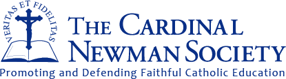 Cardinal Newman Society Logo