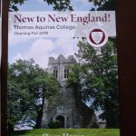 Thomas Aquinas College New England Campus Open House