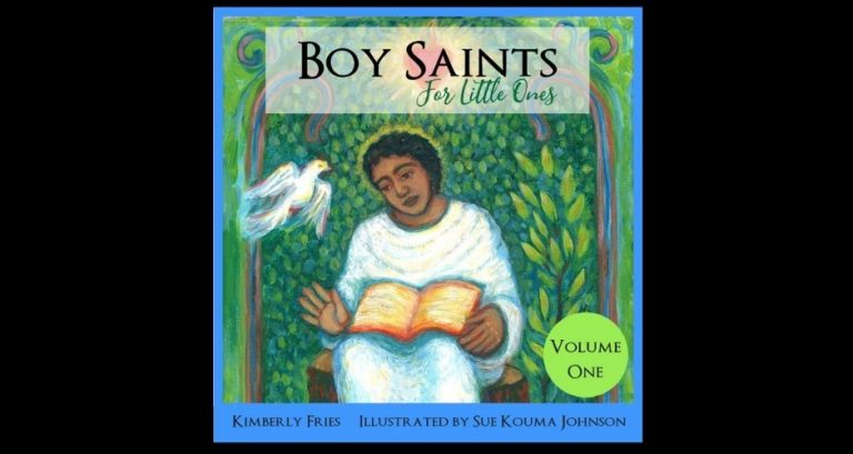 Boy Saints for Little Ones
