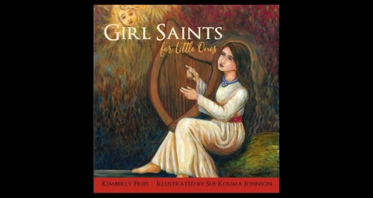 Girl Saints for Little Ones