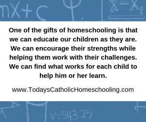 Homeschooling Neurodiverse Children