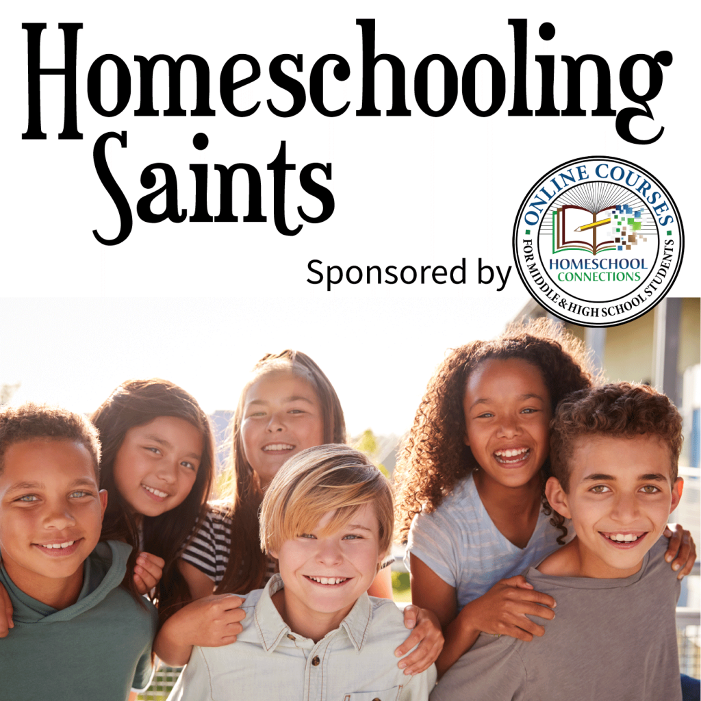 Homeschooling Saints Podcast