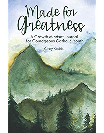 Made for Greatness: A Growth Mindset Journal