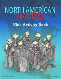North American Martyrs Activity Book