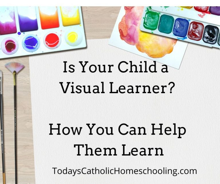 Is Your Child A Visual Learner? How You Can Help Them Learn.