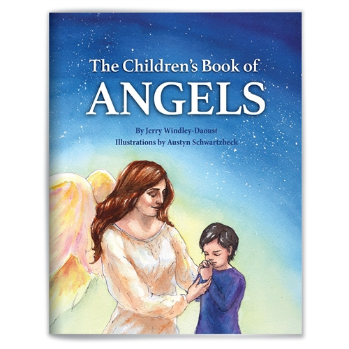 The Children's Book of Angels #HolyHeroes #angels