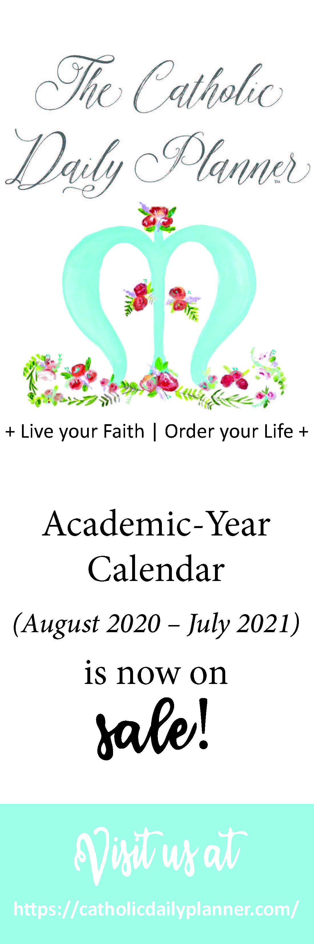 Catholic Daily Planner