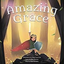 Amazing Grace by Mark Restaino