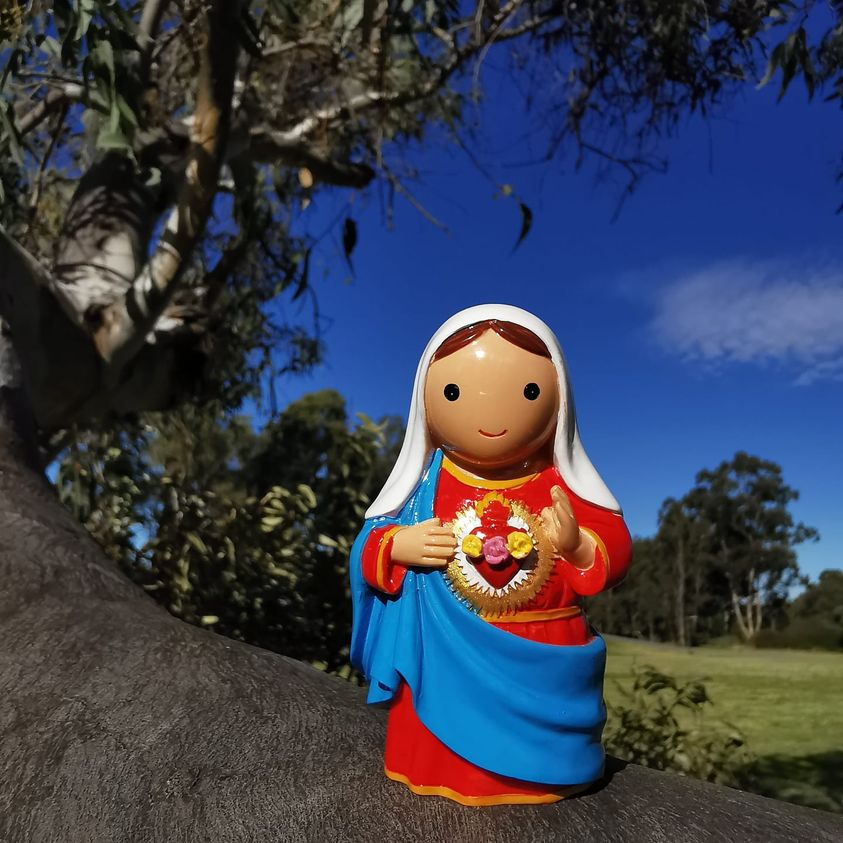 Immaculate Heart of Mary Little Drops of Water