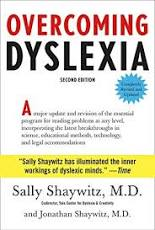 Overcoming Dyslexia by Dr. Sally Shaywitz
