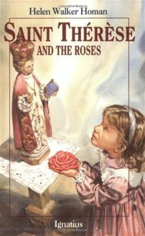 Cover of St. Therese and the Roses
